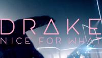 Drake - Nice For What artwork