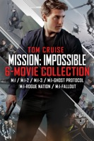 Mission: Impossible 6-Movie Collection (iTunes)
