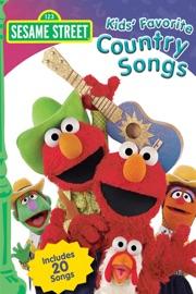 Sesame Street Kids Favorite Country Songs