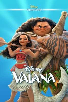 Vaiana In Itunes