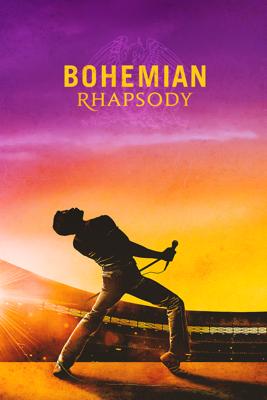 Bryan Singer - Bohemian Rhapsody Grafik