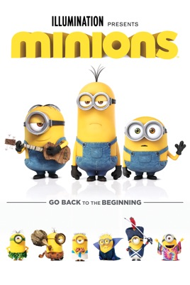 Minions on iTunes a7fef83dc8bd