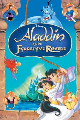 Aladdin Og De Fyrretyve Røvere På Itunes