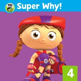 Super Why!, Vol. 4