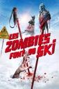 Affiche du film Les zombies font du ski