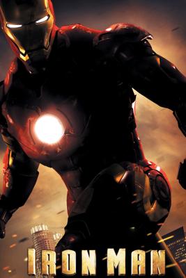 Jon Favreau - Iron Man illustration
