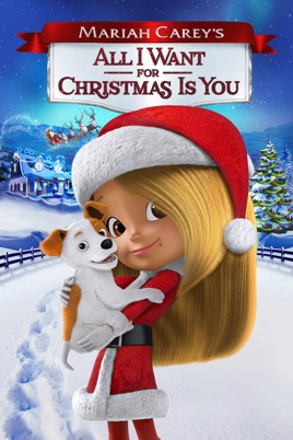 Mariah Carey Christmas.Mariah Carey S All I Want For Christmas Is You On Itunes