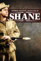 George Stevens - Shane artwork
