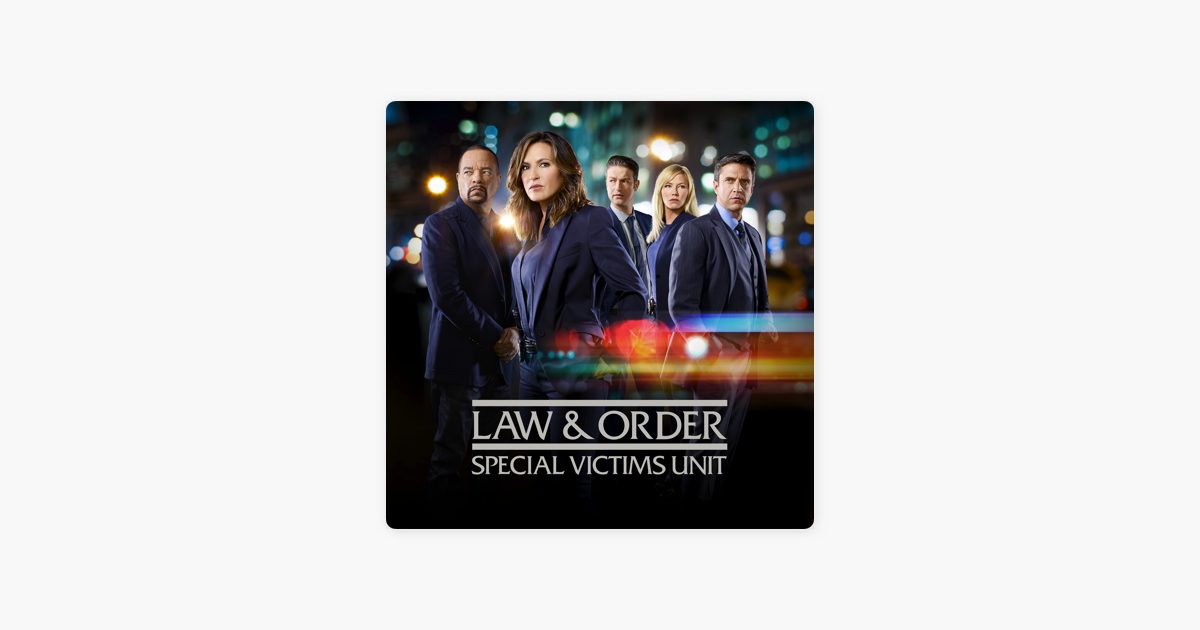 law and order svu in loco parentis