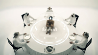 DIR EN GREY - 人間を被る (Promotion Edit Ver.) artwork