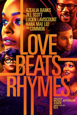 RZA - Love Beats Rhymes illustration