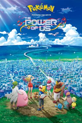 Pokémon the Movie: The Power of Us (Dubbed) - Tetsuo Yajima