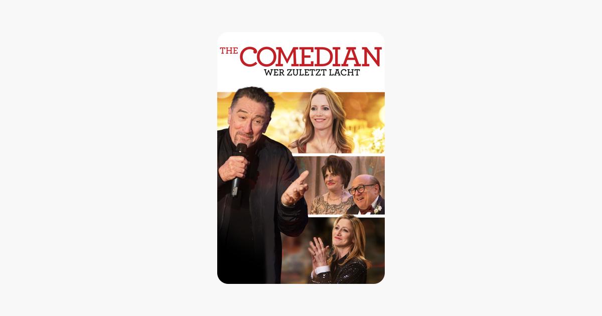 The Comedian Wer Zuletzt Lacht In Itunes