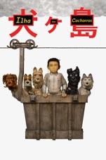 Capa do filme Ilha dos Cachorros