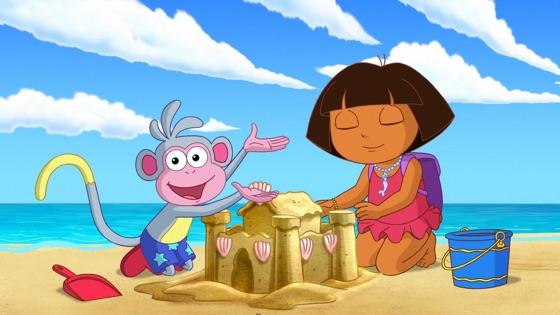 Dora's Rescue in Mermaid Kingdom (Dora the Explorer) on iTunes