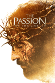 The Passion of the Christ - Mel Gibson Cover Art