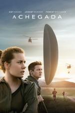 Capa do filme A Chegada