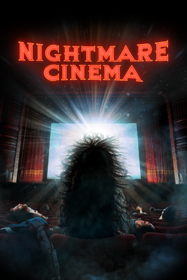 Alejandro Brugues, Joe Dante, Mick Garris, Ryuhei Kitamura & David Slade - Nightmare Cinema illustration