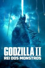 Capa do filme Godzilla II: Rei dos Monstros