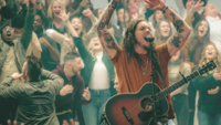 Elevation Worship - Graves into Gardens (Live) [feat. Brandon Lake] artwork