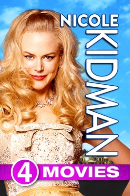 Poster for Nicole Kidman 4-Movie Collection