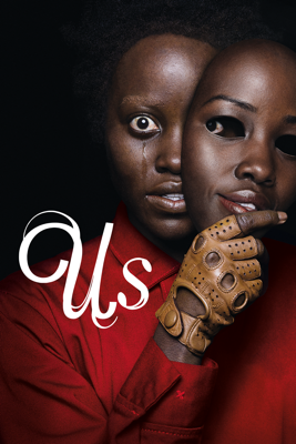 Jordan Peele - Us (2019) illustration