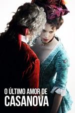 Capa do filme O Último Amor de Casanova