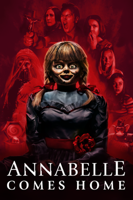Annabelle Comes Home HD Download