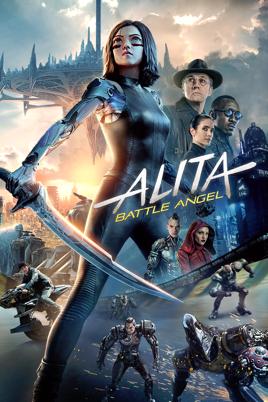 """Znalezione obrazy dla zapytania: alita battle angel poster"""""""