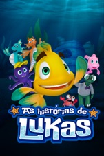 Capa do filme As Histórias de Lukas