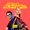 Project Runway - Live and Let Tie Dye  artwork