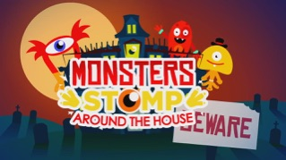 Monsters Stomp Around The House Halloween Songs for Kids  The Kiboomers (feat. Felicity Hamer and Christopher Pennington from The Kiboomers)