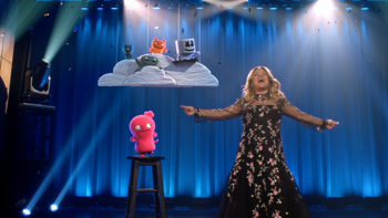 Kelly Clarkson Broken & Beautiful (from the movie UGLYDOLLS) music review