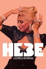 Capa do filme Hebe - A Estrela do Brasil