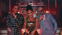 Daddy Yankee, Natti Natasha & Pitbull - No Lo Trates artwork