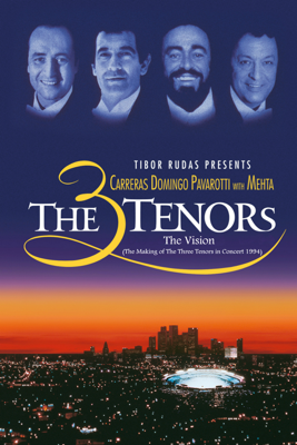 William Cosel - The Three Tenors - The Vision (The Making of the Three Tenors in Concert 1994) Grafik
