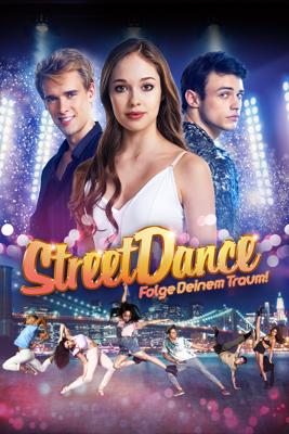 Michael Damian - Streetdance - Folge Deinem Traum! Grafik