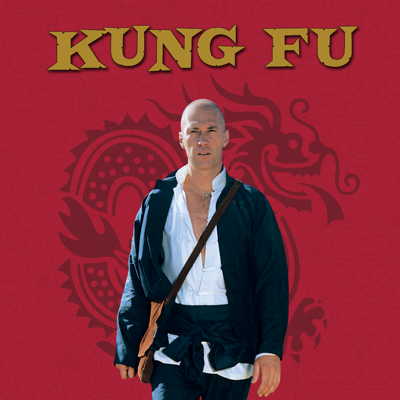 Kung Fu, The Complete Series - Kung Fu