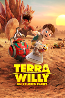 Eric Tosti - Terra Willy: Unexplored Planet artwork