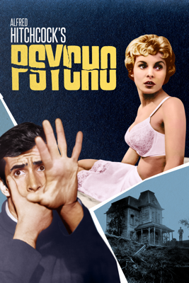 Psycho (1960) Movie Synopsis, Reviews