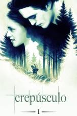Capa do filme Crepúsculo (Twilight)