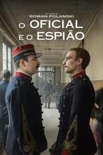 Capa do filme O Oficial e o Espião