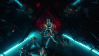 Nicki Minaj - Hard White artwork