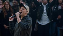 Mercy (feat. Chris Brown) - Elevation Worship & Maverick City Music Cover Art