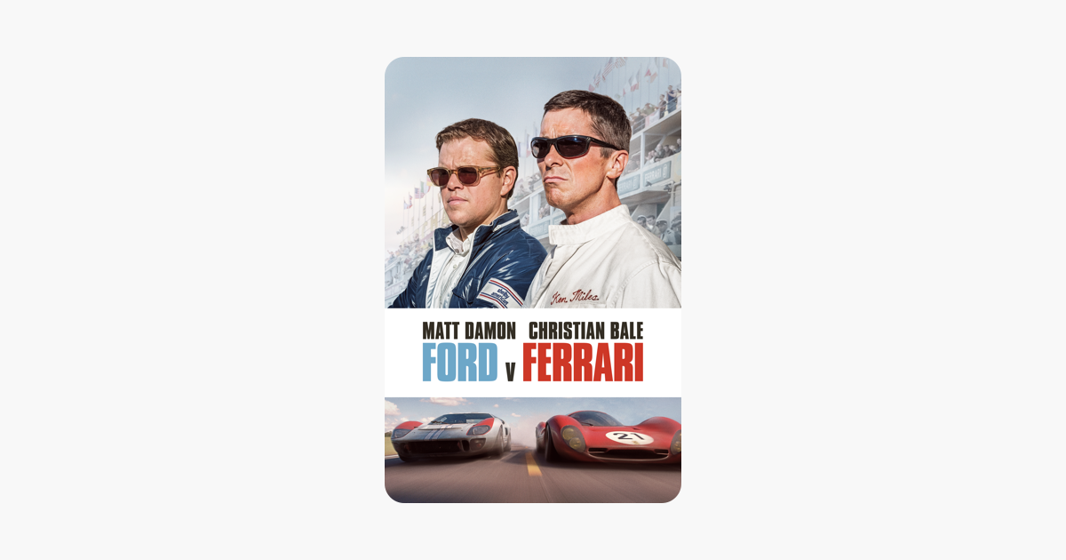Ford V Ferrari On Itunes