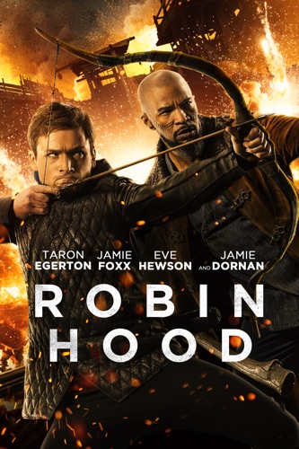 Robin Hood (2018) movie poster