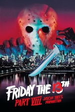 Capa do filme Friday the 13th, Part VIII - Manhattan