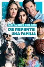 Capa do filme De Repente Uma Família