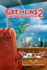 Capa do filme Gremlins 2: A Nova Turma (Gremlins 2: The New Batch)