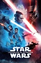 Affiche du film Star Wars : l\'ascension de Skywalker